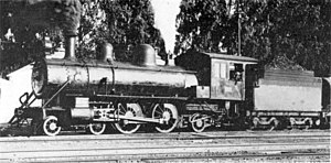 CGR 4th Class 4-4-2 - Image: CGR 4th Class 4 4 2 1897 no. 0298