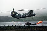 CH-46D Sea Knight of HC-11 at Adak in 1986.JPEG