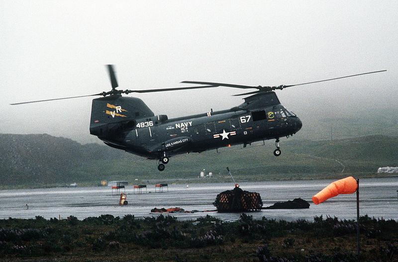 File:CH-46D Sea Knight of HC-11 at Adak in 1986.JPEG
