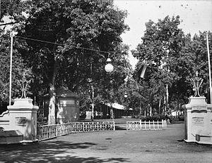 Ragunan Zoo - The first zoo of Batavia (Jakarta) located in Cikini area