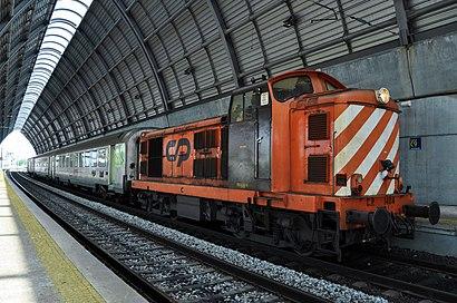 Como chegar a Estação Ferroviária De Ermesinde através de transportes públicos - Acerca do local