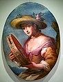 Ca' Rezzonico - Pinacoteca Egidio Martini - Ragazza con tamburello - Antonio Zanchi.jpg