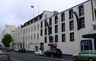 Cadbury - Former factory in Dunedin