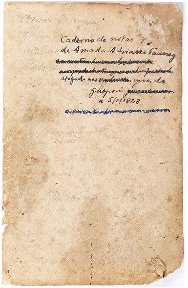 File:Caderno de notas de Aimé-Adrien Taunay, Acervo do Museu Paulista da USP.pdf