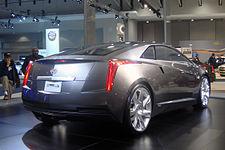 Cadillac ELR - Wikipedia