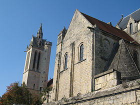 Image illustrative de l'article Église Saint-Nicolas de Caen