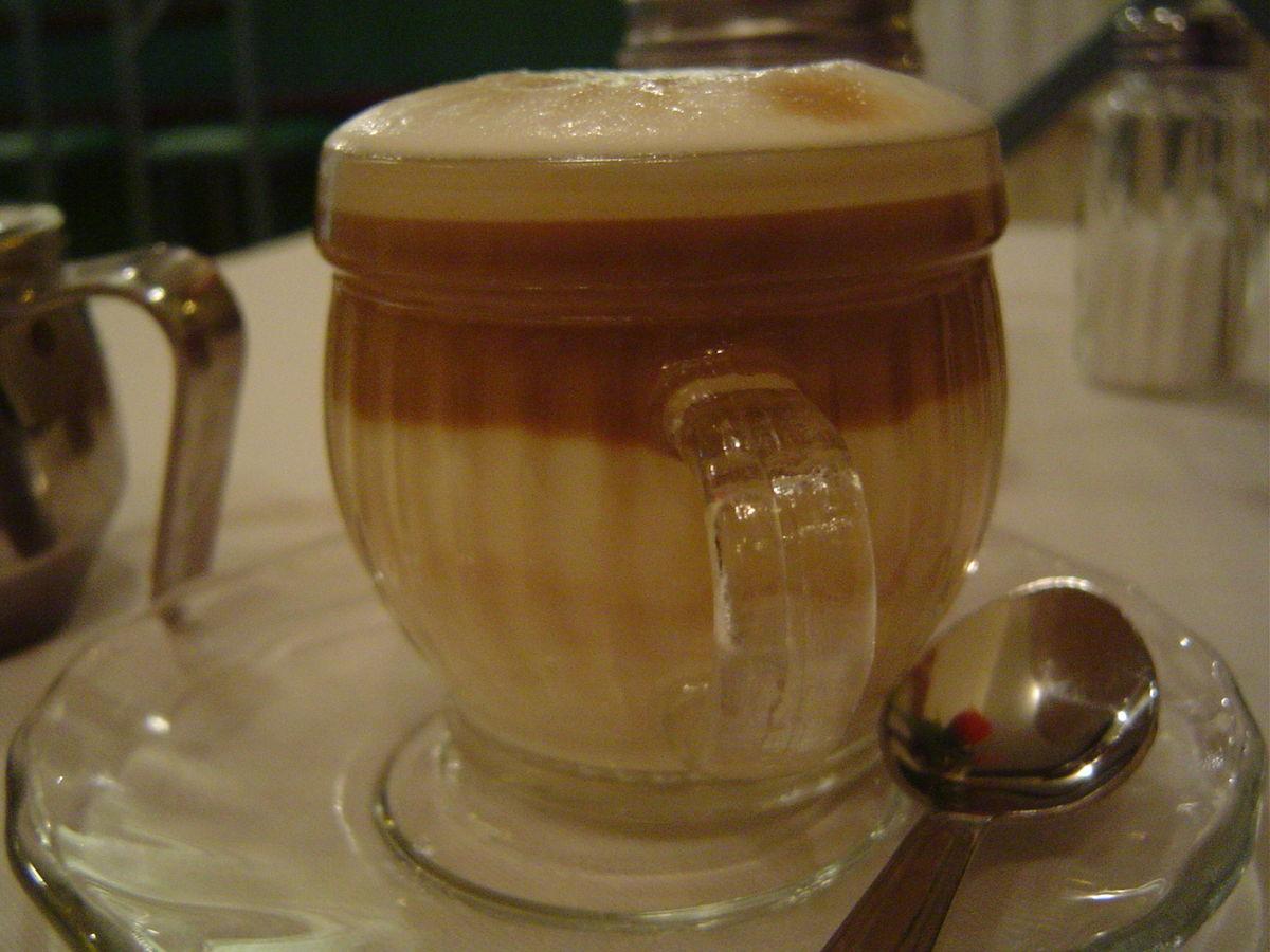 latte macchiato wikipedia. Black Bedroom Furniture Sets. Home Design Ideas