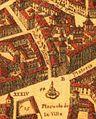 Calle de los Señores de Luzón (San Salvador), Plano de Madrid de Texeira parteabajo002 (cropped).jpg