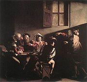 Povolání svatého Matouše