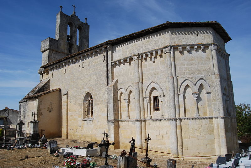 Église Saint-Saturnin de Camarsac