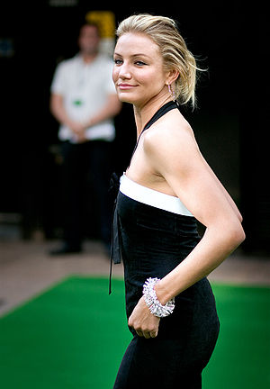 Cameron Diaz - Diaz in June 2007