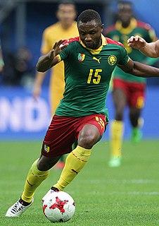 Sébastien Siani Cameroonian footballer