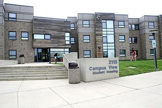 Jackson College - Campus View 1