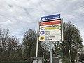 Campus des Nations Unies - Genève - panneau rail.JPG