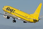 CanJet, Boeing 737-800, D-AHFO (16264764134).jpg