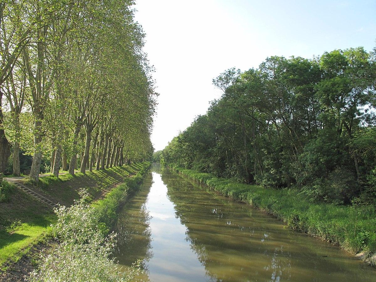 Canal de pont de vaux wikip dia for Piscine pont de vaux
