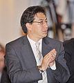 Canciller Falconí en la reunión de la OEA, golpe de estado Honduras (3677997555).jpg