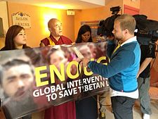 Cannes, France Global Day of Action Press Conference on the eve of the G20 Summit.jpg