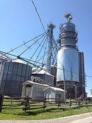 Canton Ontario - Kellog Road grain storage