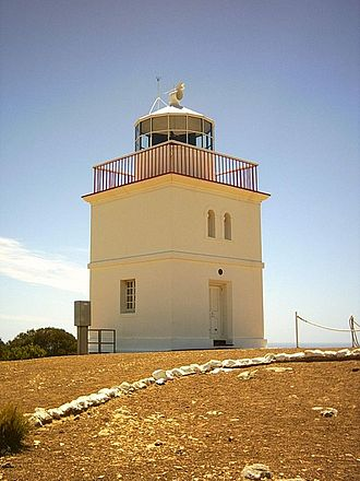 Kangaroo Island - Cape Borda Lighthouse