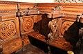 Cappella dei magi, stalli su disegno di Giuliano da Sangallo, 02.JPG