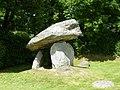 Careg Coetan, neolithic burial chamber, Newport - Trefdraeth - geograph.org.uk - 887065.jpg