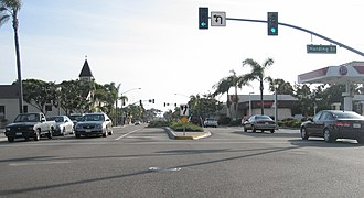Carlsbad, California - Downtown Carlsbad