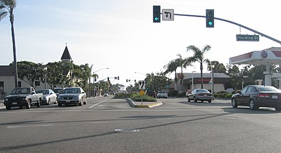 How to get to Carlsbad, CA with public transit - About the place