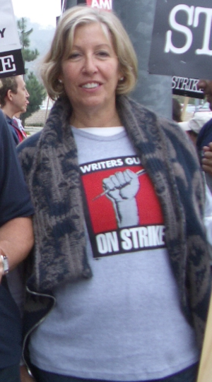 Carol Mendelsohn - Carol Mendelsohn, November 2007