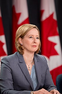 Carolyn A. Wilkins Canadian economist