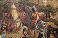 Carpaccio, storie di s.orsola 08, Martirio dei pellegrini e funerali di sant'Orsola, 1493, 11.JPG