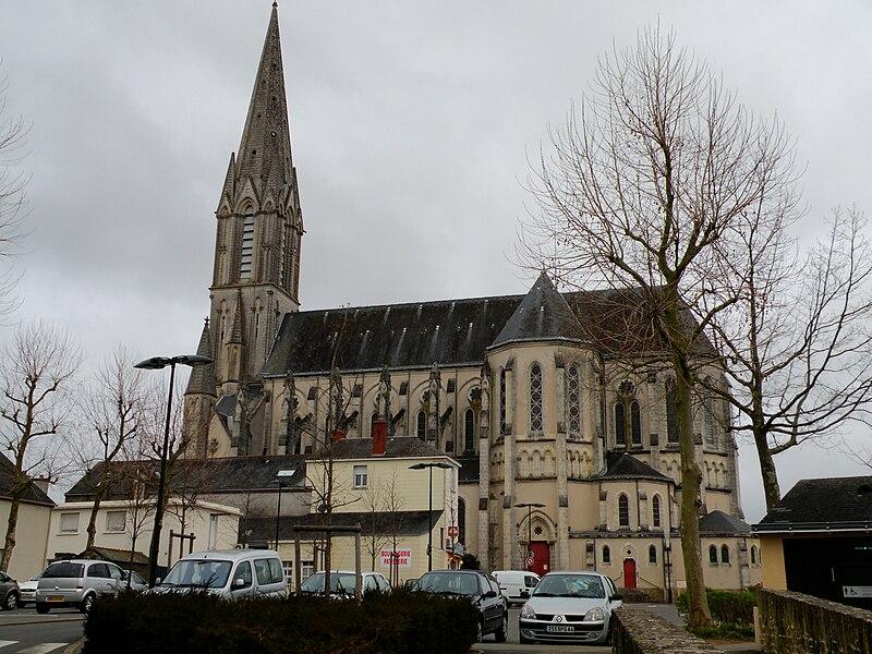 Church of Carquefou