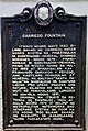 Carrriedo Fountain historical marker.jpg