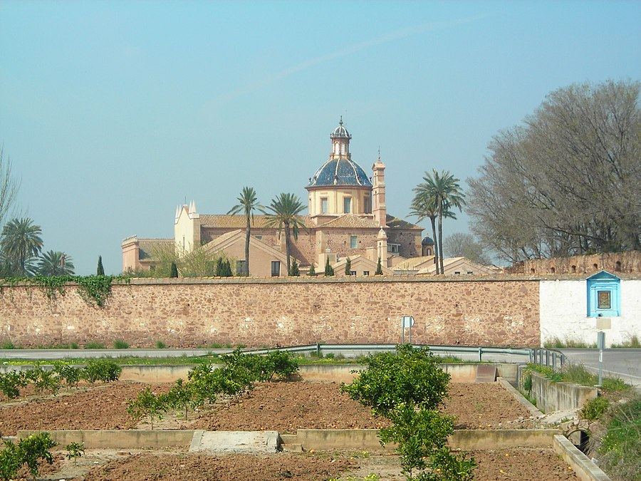 Ara Christi Charterhouse, El Puig