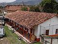 Casa auxiliar. Estación del Ferrocarril Bello. Medellín. Colombia.JPG