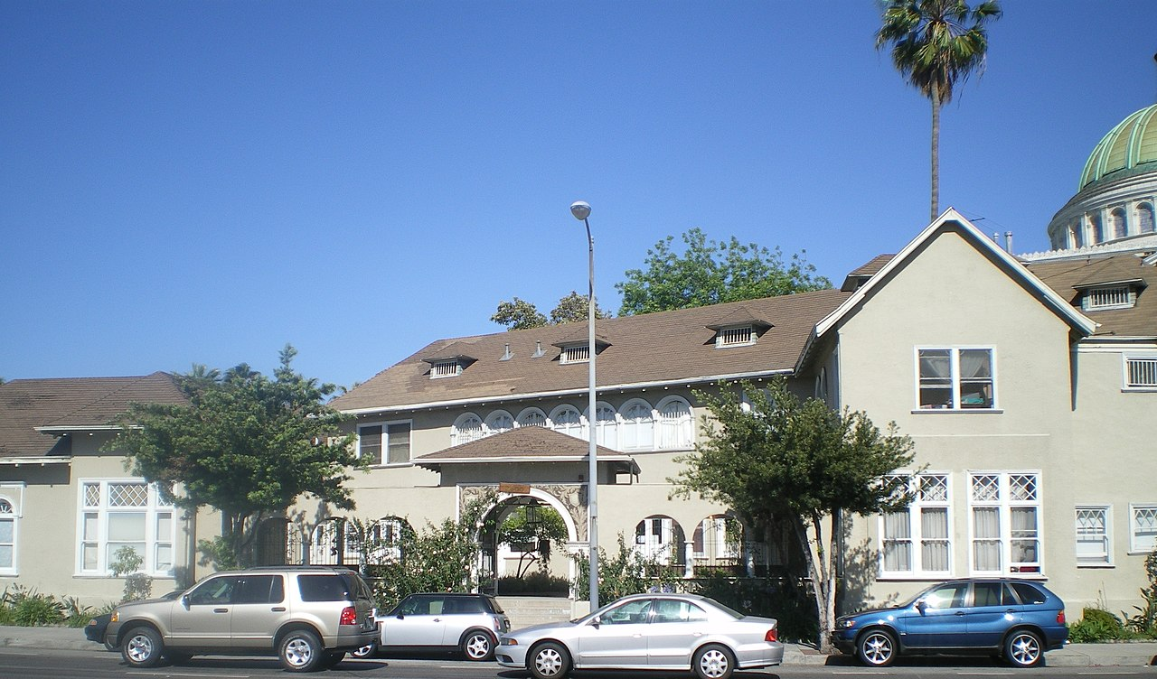 File casa de rosas los angeles jpg wikipedia - La casa de los angeles ...