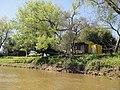 """Casas en la isla del riacho """"Los Marinos"""" - panoramio.jpg"""
