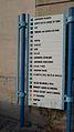 Caserne de Reuilly.panneau indicatif des services.jpg
