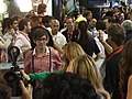 Cast of Glee leaving Signing at Comic Con (12063016316).jpg