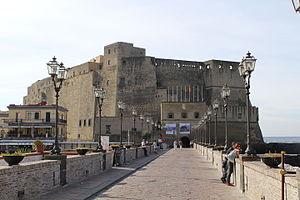 Castel dell'Ovo - Image: Castel dell'Ovo (1) (15397707910)