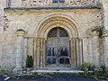 Castelnau-de-Mandailles le Cambon église portail ouest.jpg