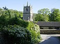 Castle Combe church from the north - geograph.org.uk - 489063.jpg