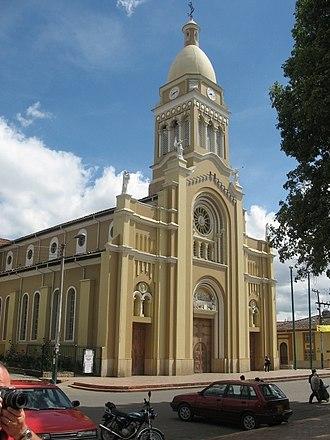 Cajicá - Church of Cajicá
