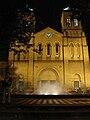 Catedral Metropolitana de Medellín-Fachada de Noche.jpg