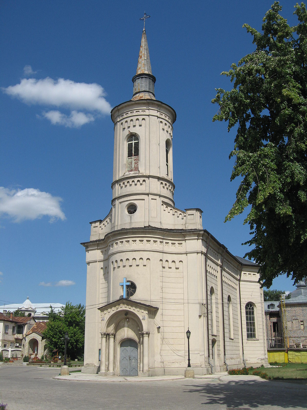 Assumption Of Mary Church Iași Wikipedia