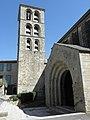 Caunes-Minervois (11) Abbaye 01.JPG