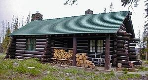 National Register of Historic Places listings in Iron County, Utah - Image: Cedar Breaks NM Caretaker Cabin NPS