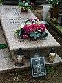 Cemetery in Popowo Ignacewo (3) Antoni Budnik.jpg