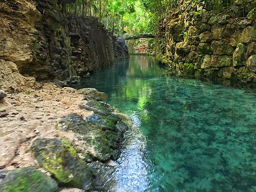 Cenote best things to do in cancun mexico
