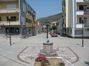 Raška, Serbia - Image: Centar Raške 2